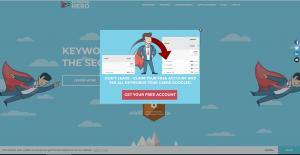 Keyword Hero: Descubre las keywords orgánicas de tu web 1