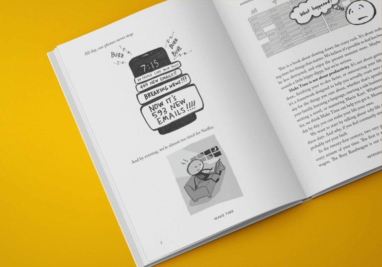 Resumen libro Make Time Como enfocarte en lo que importa cada día