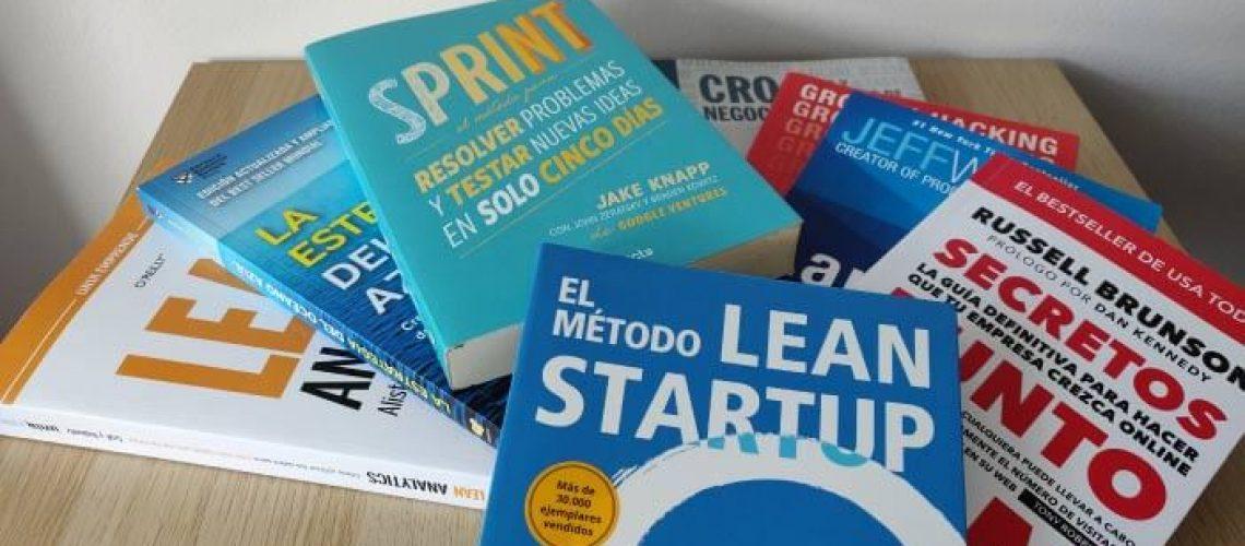 Libros para emprendedores digitales con ganas de aprender